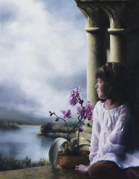 The Seed Of Faith - 14 x 18 giclée on canvas (pre-mounted) by Elspeth Young
