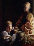 The Trial Of Faith - 18 x 24.5 giclée on canvas (unmounted)