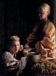 The Trial Of Faith - 12 x 16 print
