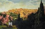 Unto The City Of David - 12 x 18.5 print