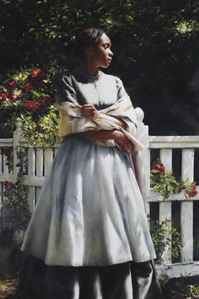 Till We Meet Again - 24 x 36 giclée on canvas (unmounted) by Elspeth Young