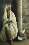 The Substance Of Hope - 18 x 28 giclée on canvas (unmounted)
