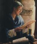Treasure The Word - 20 x 24 print
