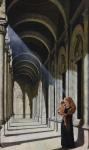 The Windows Of Heaven - 18 x 30.25 print