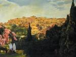 Unto The City Of David - 18 x 24 print