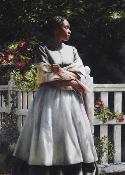 Till We Meet Again - 20 x 28 giclée on canvas (unmounted) by Elspeth Young