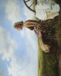 If God So Clothe The Field - 16 x 20 giclée on canvas (pre-mounted)