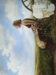 If God So Clothe The Field - 18 x 24 print