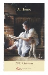 2013 Art Calendar from Al Young Studios (53-week format, 2-pack)
