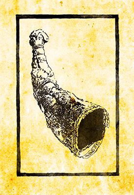 Ivory Horn of Megiddo