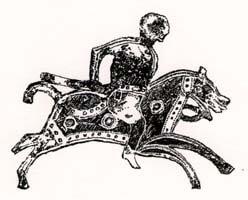 tribe of gad symbol
