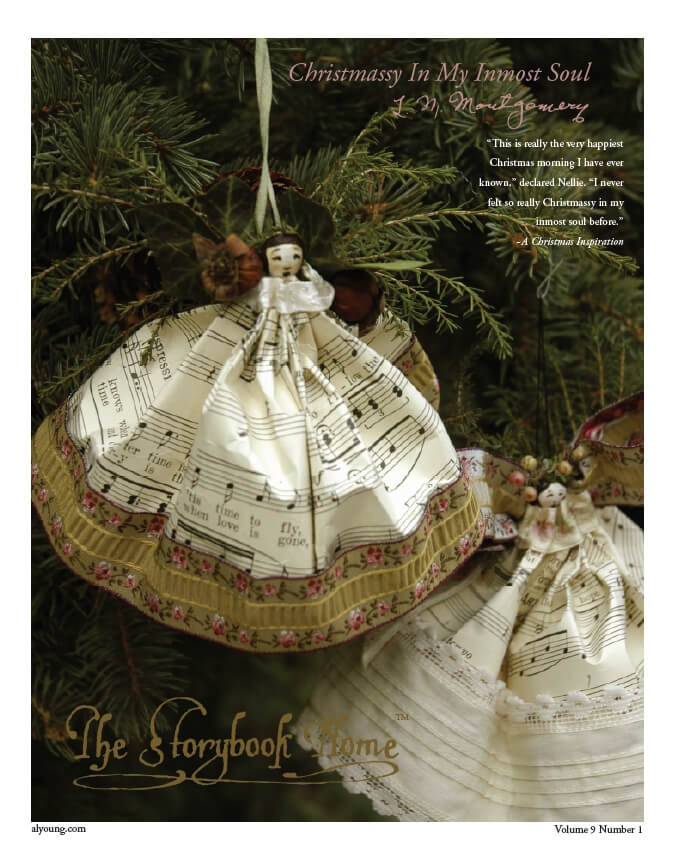 Vol. 9 No. 1Christmassy In My Inmost Soul
