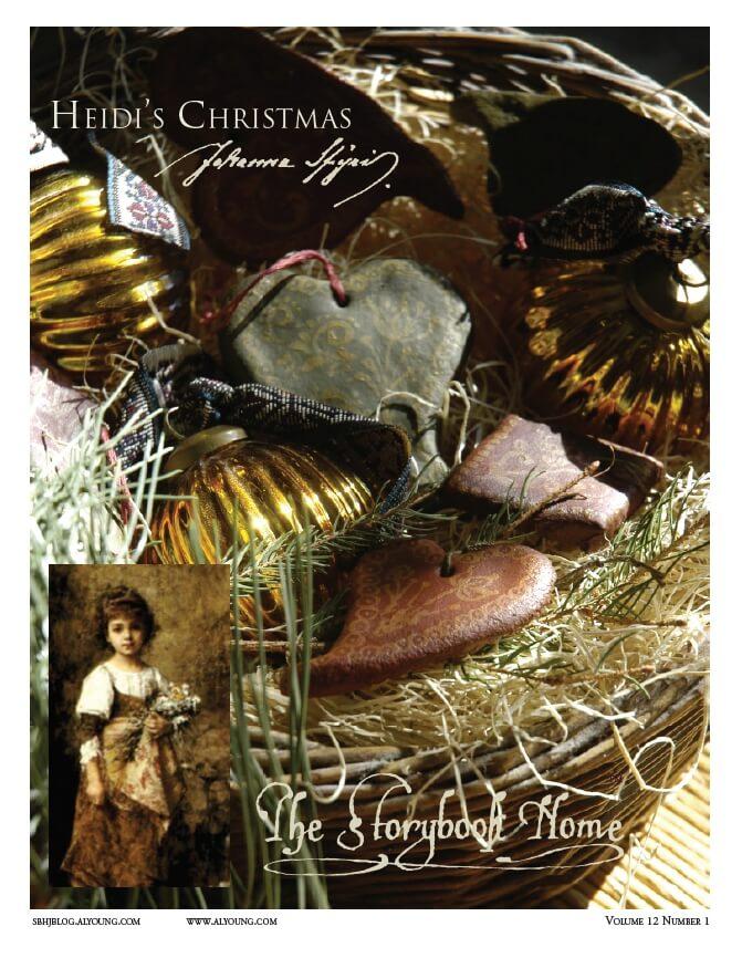 Vol. 12 No. 1Heidi's Christmas