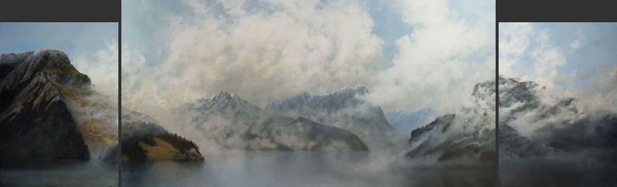 Tåkesangen (Song of the Mist)by Al R. Young