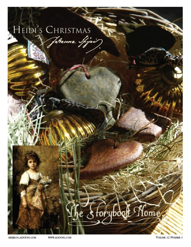 Vol. 12 No. 1Heidi's Christmas