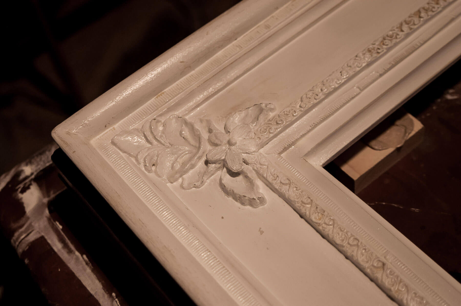 Assembly of the frame addresses structural soundness and durability as well as the aesthetic quality...