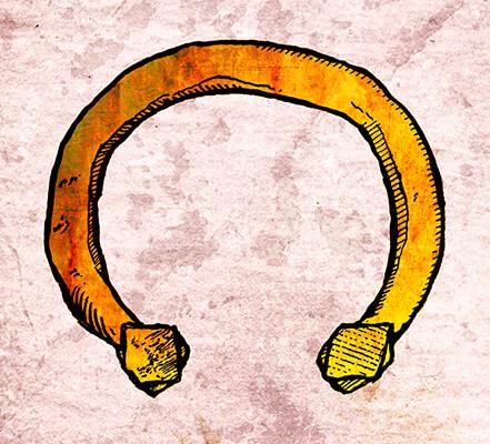 Canaanite Wrist Bracelet
