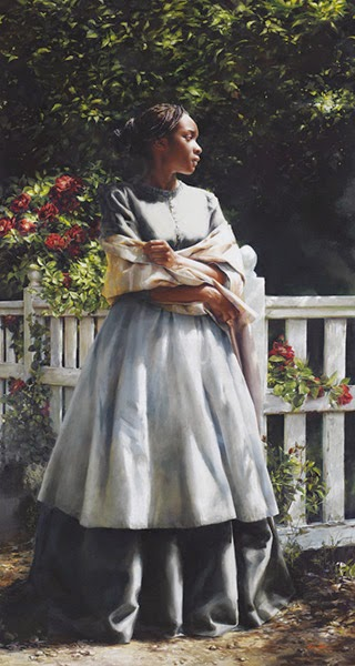 An original oil painting by Elspeth Young