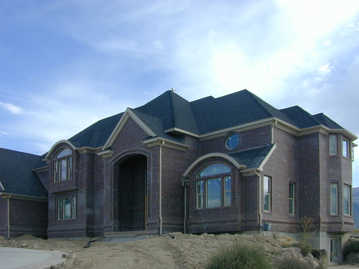 The uppland projecta residence in north-central utah