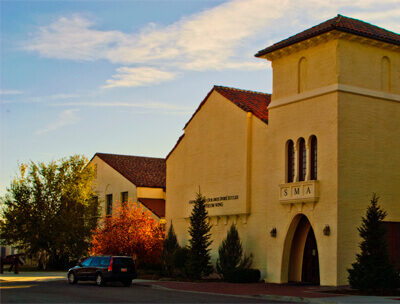 Springville Museum of ArtPhotograph by Tanner M. Young