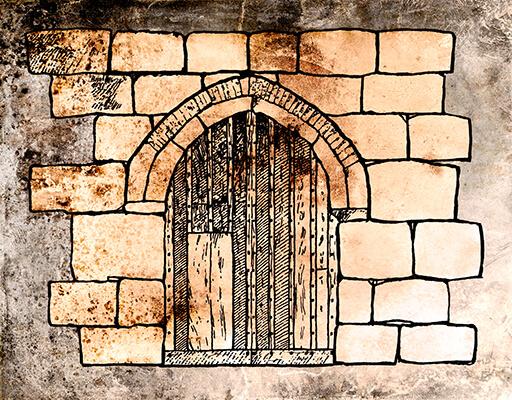 City Gate No. 2