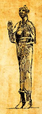 Teraph Figure No. 2