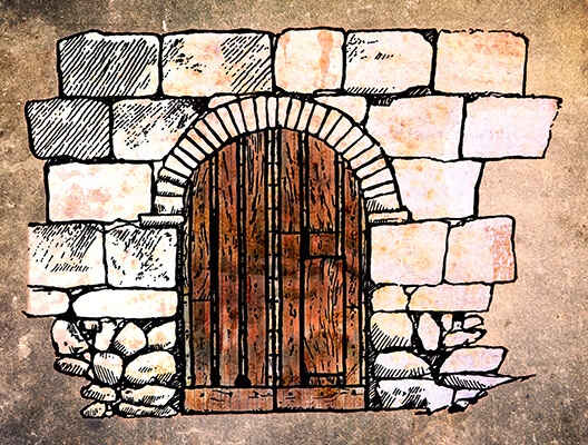 City Gate No. 1