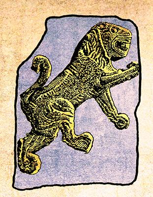 Symbol for the Tribe of Judah