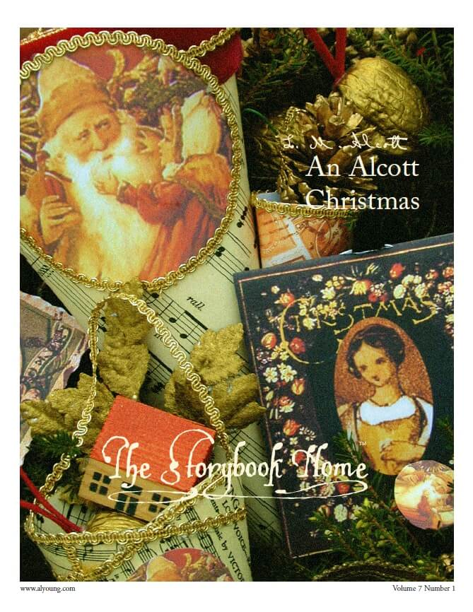 Vol. 7 No. 1An Alcott Christmas