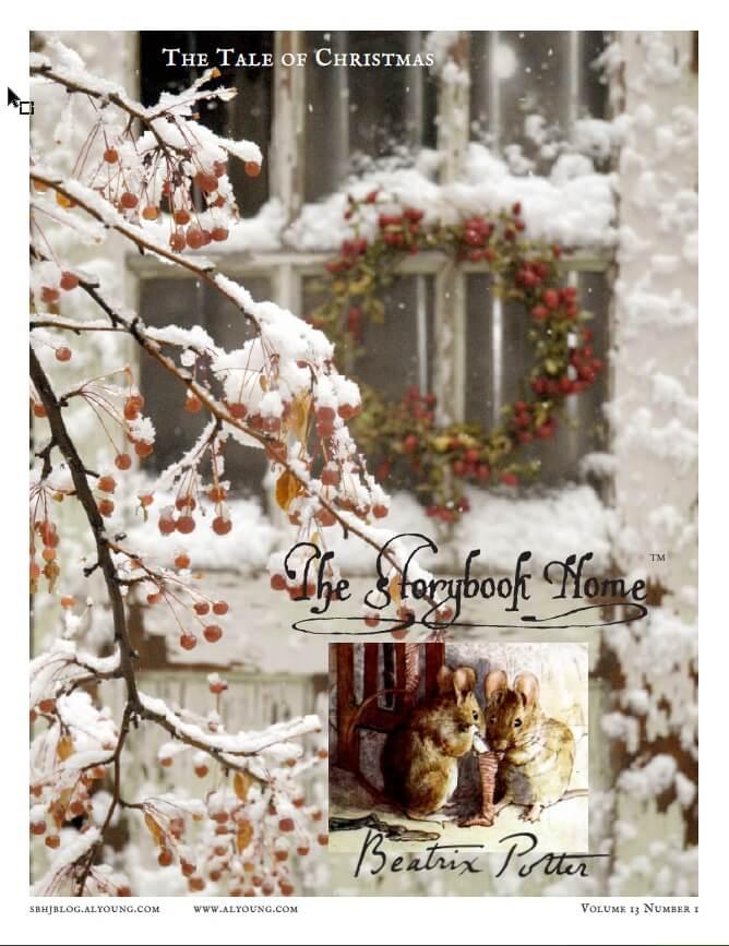 Vol. 13 No. 1A Beatrix Potter Christmas