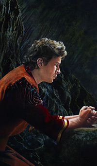 Heroes of the Book of Mormon Art Collection