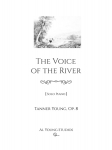The Voice of the River (Piano)