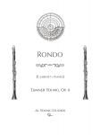 Rondo (Clarinet and Piano)