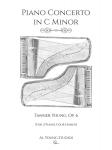 Piano Concerto in C Minor (2 Pianos, 4 Hands)