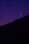Crescent Moonrise, II