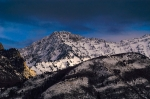Early Alpine Snows