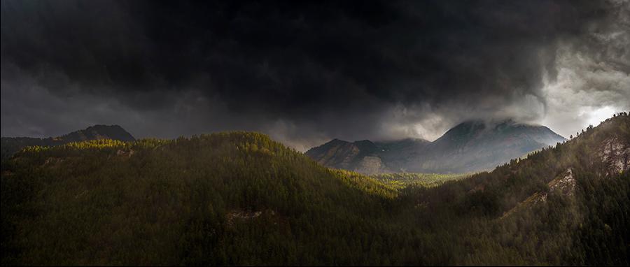 Canyon Storm