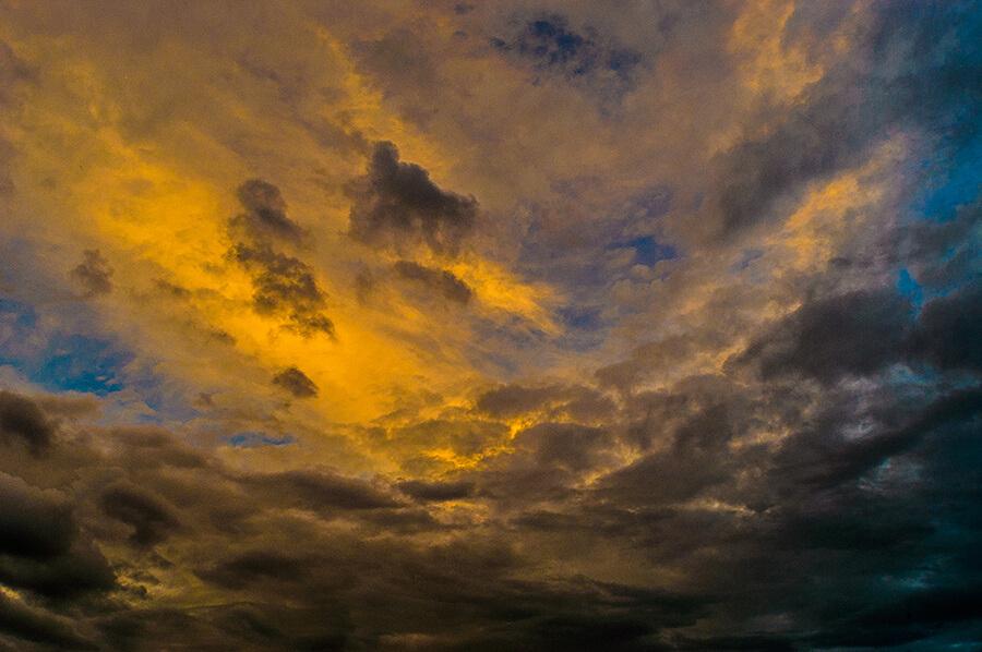 Cloud Motion
