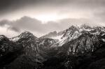Below the Mountain