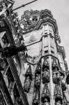 Grand Place Tower - 8 x 12 giclée on canvas (pre-mounted)