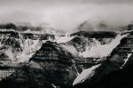 Snowy Mood - 8 x 12 giclée on canvas (pre-mounted)
