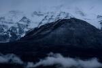 Cold Mountain - 8 x 12 giclée on canvas (pre-mounted)