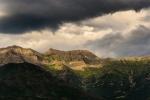 Cloud Shadows - 8 x 12 giclée on canvas (pre-mounted)